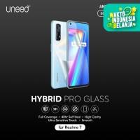UNEED Hybrid Pro Anti Break Screen Protector Realme 7 Full Cover
