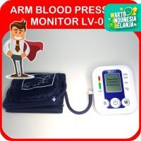 J-003 Tensimeter Digital LENGAN/Pengukur Tekanan Darah/Blood Pressure