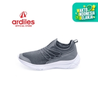 Ardiles Women Lunaria Sepatu Running - Abu Abu - Abu-abu, 39