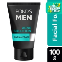 POND'S MEN ACNE CLEAR OIL CONTROL FACE WASH 100G
