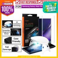 Tempered Glass Samsung Galaxy Note 20 / Ultra Spigen Glass tR Platinum - Note 20