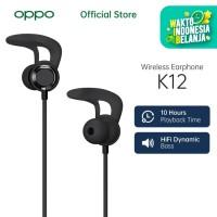 OASE Bluetooth Wireless Sport Earphone K12 - Magnetic Deisgn
