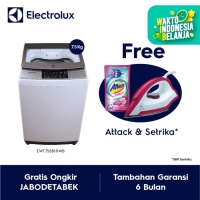 Mesin Cuci ELECTROLUX EWT7588H1WB