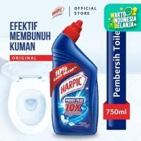 Harpic Pembersih Toilet Power Plus Orignl 750ml-Efektif Membunuh Kuman