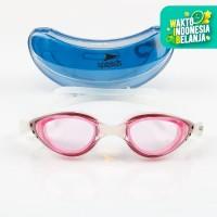 Kacamata Renang Dewasa Anti UV Fog Mirrored LX 6100 Bukan Ruihe RH6100
