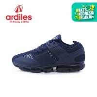 Ardiles Men Servo Sepatu Running - Biru