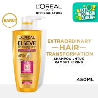L'Oreal Paris Hair Care Extraordinary Oil Ultra Nourish Shampoo 450ml