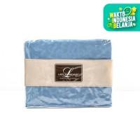 Bed Sheet Lady Americana Megan Blue