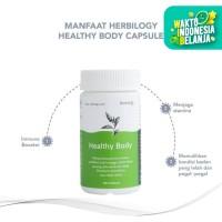 Herbilogy - Healthy Body Capsule 550mg - Immune Booster
