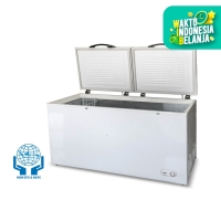 Denpoo Chest Freezer Denpoo SCF 538 - 423L