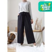 Mybamus Byna Culotte Pants Black - M13034 R23S3