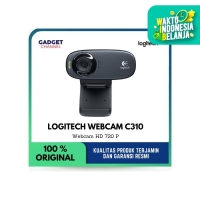 Logitech Webcam C310 HD 720 P - Webcam Originial - Garansi Resmi 2 Th