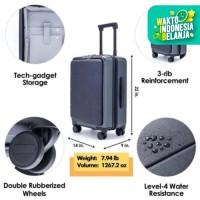 XIAOMI 90FUN Tas Koper Bisnis 20 inch Travel Trip Business Suitcase