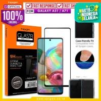 Tempered Glass Samsung Galaxy A51 / A71 Spigen Glas tR Full Cover