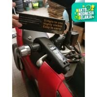 GRIPLOCK THROTTLE KUNCI CAKRAM HANDLE REM ANTI MALING MOTOR GEMBOK