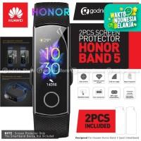 Anti Gores Honor Band 5 & 4 (isi 2 pcs) Screen Protector Huawei Band5