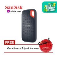 SanDisk Extreme Portable SSD V2 500GB 1050MB/s USB 3.2
