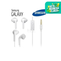Handsfree Headset Samsung Galaxy Young Core Ace S4 Note ORIGINAL ORI