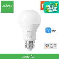 Xiaomi Philips Zhirui Smart APP E27 6.5W LED Ball Lamp / Bola lampu