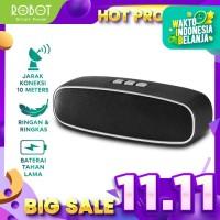 ROBOT RB210 Speaker Bluetooth Support Flashdisk & MicroSD