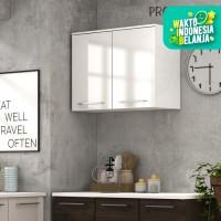 Pro Design Oklava Kabinet Dinding Dapur Dengan 2 Pintu