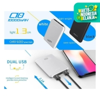 Power Bank ELITE Quick Charge 10000mAh 2A Dual USB Samsung / Mi / Oppo