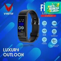 VYATTA FitMe Lite III Smartband-Colour Display, Sport mode, Waterproof - Hitam