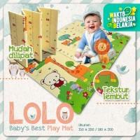[Carpet Shop ID] Karpet LOLO Playmat Anak (SALE - RANDOM)