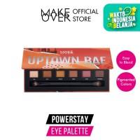 MAKE OVER Powerstay Eye Palette - Royal Rose
