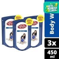 Lifebuoy Sabun Cair Mild Care Refill 450ml Multi Pack