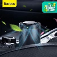 BASEUS RIPPLE CAR AIR FRESHENER PEWANGI MOBIL PARFUM MOBIL - Hitam