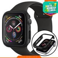 Case Apple Watch Series 4 44mm Spigen Slim Thin Fit Original Casing