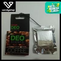 Parfum / Pewangi Mobil KAGUMI DEO Scent Kopi Coffee Pengharum Ruangan