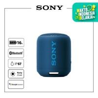 SONY SRS-XB12 Blue Extra Bass Waterproof Bluetooth Speaker / XB12