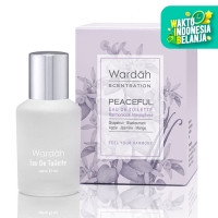 Wardah Scentsation Peaceful Eau De Toilette 35 ml
