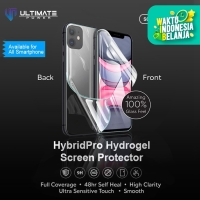 Ultimate HybridPro Hydrogel Screen Protector All Smartphone All Brand - Front and Back