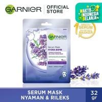 Garnier Serum Mask Hydrabomb Lavender