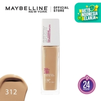 Maybelline Superstay Liquid Foundation Make Up - 312 Golden