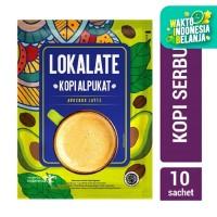 Buy 3 Get 2 FREE: Lokalate Kopi Alpukat (10 Sch)