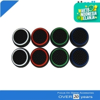 Fosmon Karet Silikon Analog Thumb Grip Stik PS3 PS4 Xbox 360 One