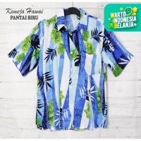 FortKlass HAWAI HAWAI Kemeja Hawai Bali Pria Motif Kemeja Pantai Cowok