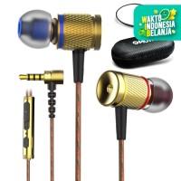 Plextone DX2 Gaming Earphone In Ear Bass Head Microphone