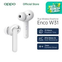 OPPO Enco W31 with Binaural Low-Latency Bluetooth® Transmission