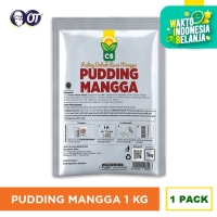 CS FOOD Pudding Mangga - 1 Kg
