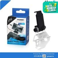 Mobile Phone Clamp Game Klip Holder Stik Stick PS4 DOBE Plus Kabel OTG