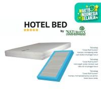 PROMO TERBATAS ! Kasur Latex Naturatex Hotel Bed Deluxe uk. 120x200 cm