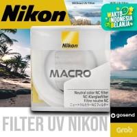 FILTER UV NIKON 55 MM