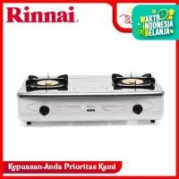Rinnai RI-712 T Grande Series Kompor Gas [2 Tungku]