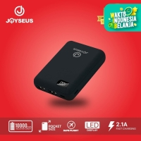 JOYSEUS Power Bank 10000mah JP67 LED Digital Display Portable - PB0011