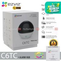 EZVIZ C6TC With Alarm Hub IP Cam/CCTV 1080p 360 PTZ Garansi Resmi